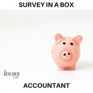 accountant survey
