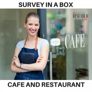 Questions to ask in a restaurant survey